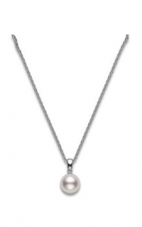 Mikimoto Necklaces PPS1102NW