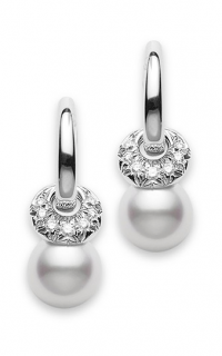 Mikimoto Earrings PEE844DW