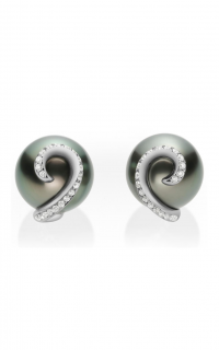 Mikimoto Earrings MEA10163BDXW