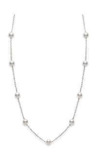 Mikimoto Necklaces PC158AW