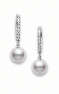 Mikimoto Earrings PEA1008DW