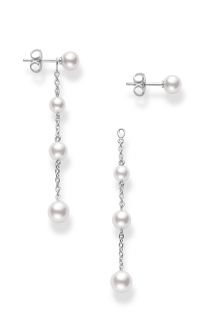 Mikimoto Earrings MEQ10023AXXW