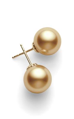 Mikimoto Golden South Sea Stud Earrings PES 1102G K product image
