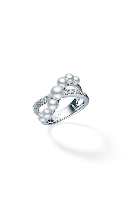 Mikimoto Classic Fashion Ring MRQ10066ADXW product image