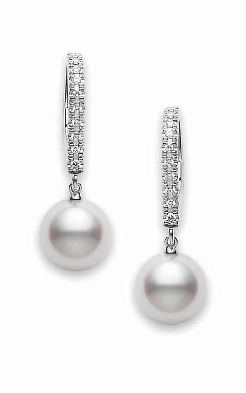 Mikimoto Earrings Earrings PEA 1008D W product image