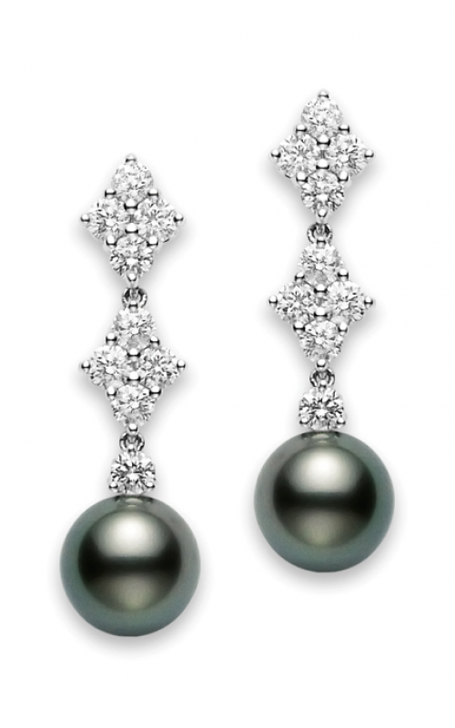 Mikimoto Earrings Earrings PEA 1049BD W product image
