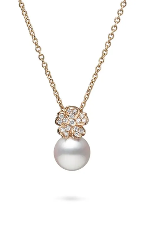 Mikimoto Cherry Blossom Necklace MPA10379ADXZ product image