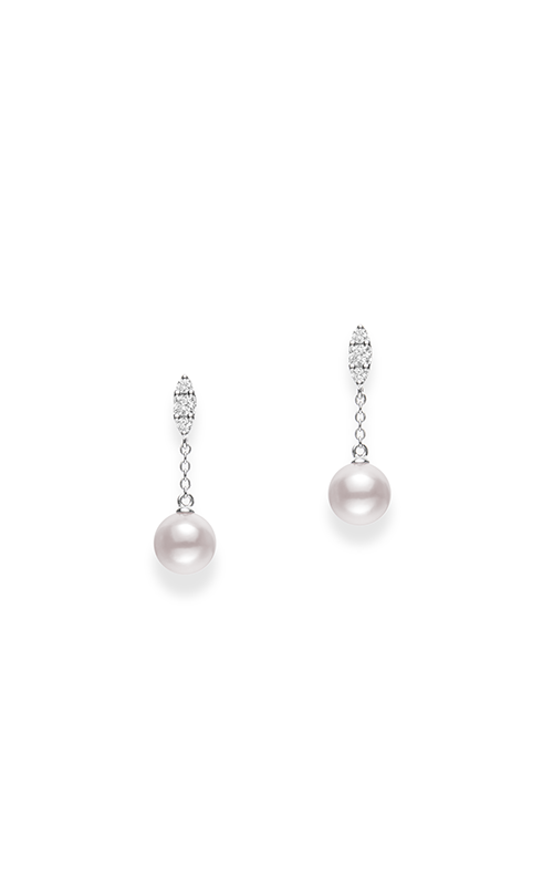 Mikimoto Morning Dew Earrings MEA10329ADXW product image
