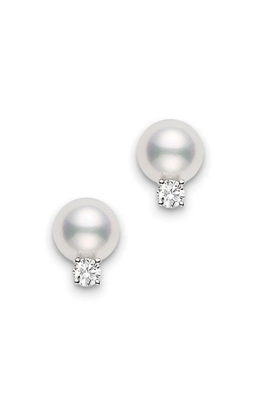 Mikimoto Classic Earrings PES702DW product image