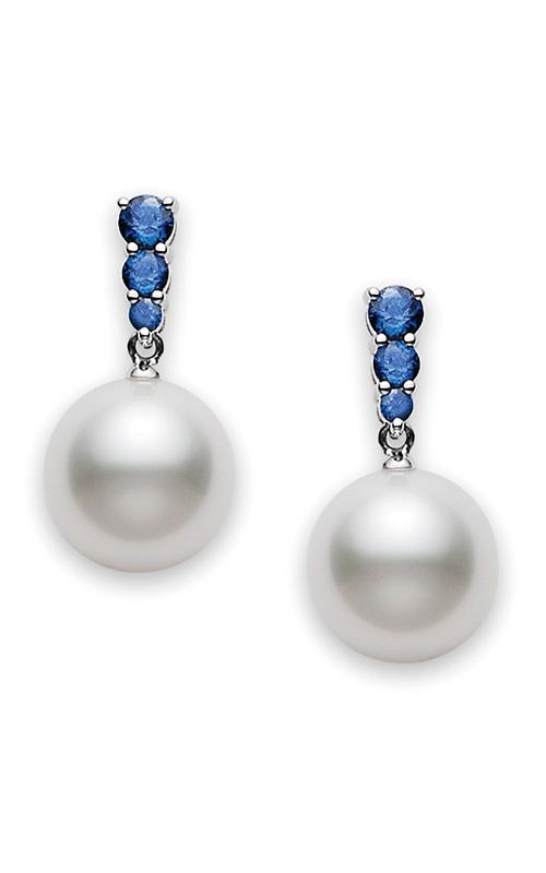 Mikimoto Earrings PEA 643NS W 10 product image