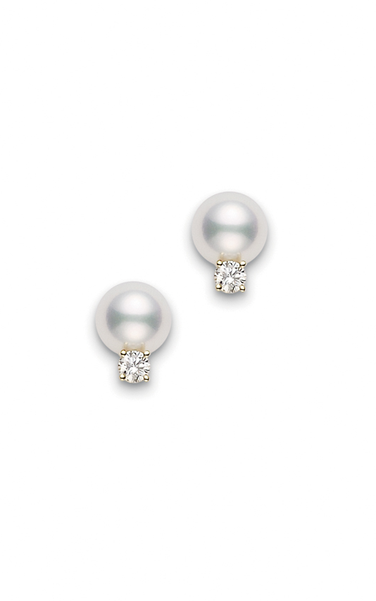 Mikimoto Earrings PES 702D K product image