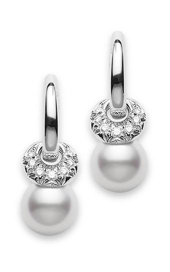 Mikimoto Earrings PEE844DW product image