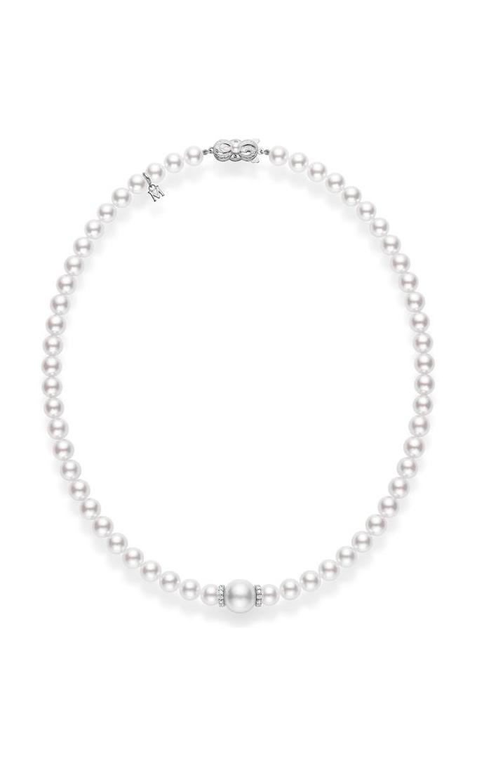 Mikimoto Necklaces MZP10050ZDXW product image