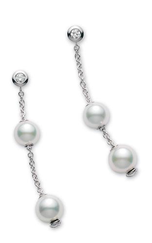 Mikimoto Earrings PEL644DW product image