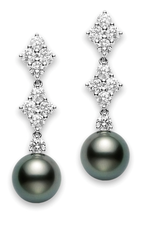 Mikimoto Core Earring PEA1049BDW product image