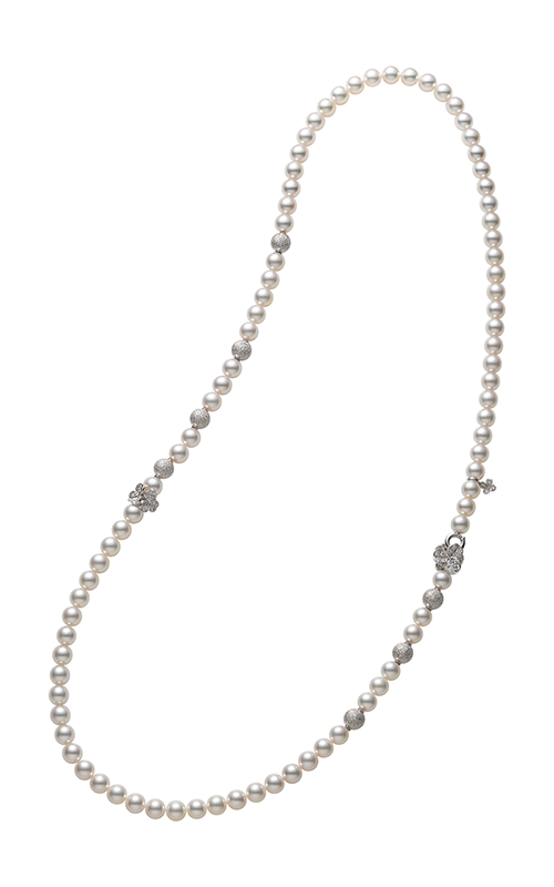 Mikimoto Fortune Leaves MZQ10029ADXW product image