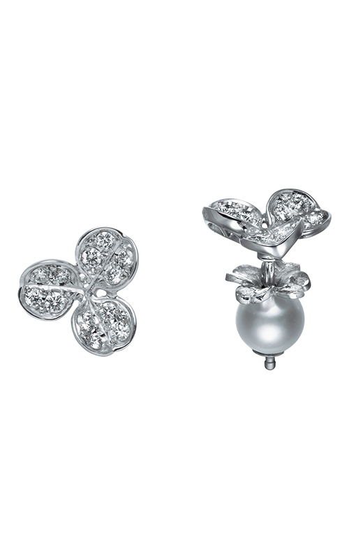 Mikimoto Fortune Leaves Earring MEQ10058ADXW product image