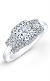 Natalie K Princesse Engagement Ring NK23037-W
