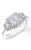 Natalie K Princesse Engagement Ring NK20623-W