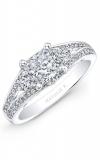 Natalie K Renaissance Engagement Ring NK26630-18W