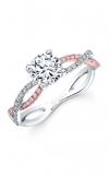 Natalie K Le Rose Engagement Ring NK32784AZD-WR