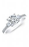 Natalie K Trois Diamants Engagement Ring NK29675-18W
