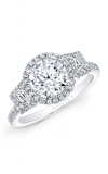 Natalie K Trois Diamants Engagement Ring NK28711-18W