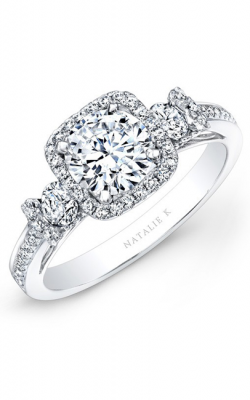 Natalie K Eternelle Engagement Ring NK25537ENG-W