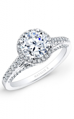 Natalie K Eternelle Collection Engagement Ring NK25793-W product image