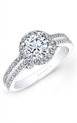 Natalie K Eternelle Collection Engagement ring NK26156-W product image