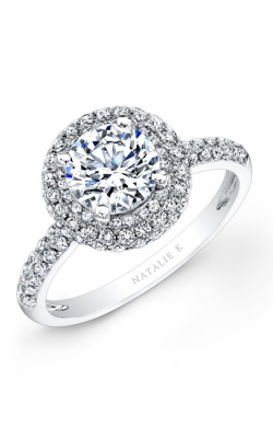 Natalie K Eternelle Collection Engagement Ring NK26327-W product image