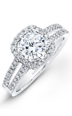 Natalie K Engagement ring NK25850-W