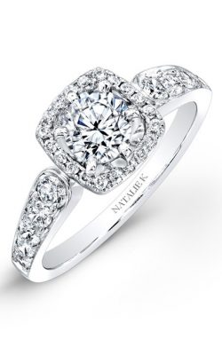 Natalie K Eternelle Collection Engagement ring NK25878-W product image