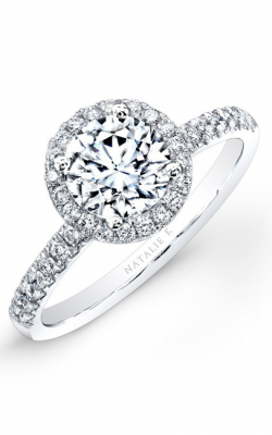 Natalie K Engagement ring NK26235-W
