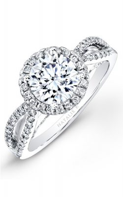 Natalie K Eternelle Collection Engagement ring NK26237ENG-W product image