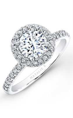 Natalie K Eternelle Collection Engagement Ring NK26274-W product image