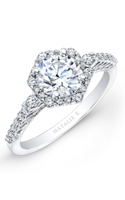 Natalie K Eternelle Collection Engagement ring NK26336-W product image