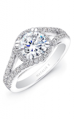 Natalie K Eternelle Collection Engagement ring NK18926ENG-18W product image