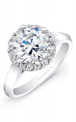 Natalie K Eternelle Collection Engagement Ring NK24154-18W product image