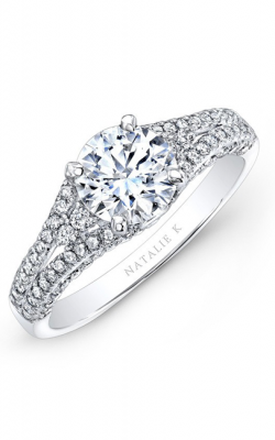 Natalie K Renaissance Collection Engagement ring NK25790-W product image