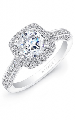 Natalie K Renaissance Collection Engagement Ring NK25727-W product image