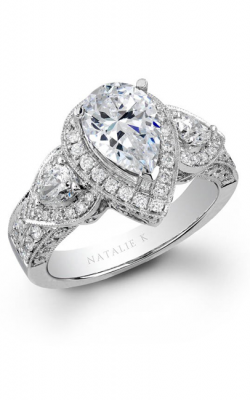 Natalie K Renaissance Collection Engagement ring NK15191-W product image