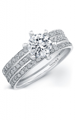 Natalie K Belle Engagement Ring NK18649-W