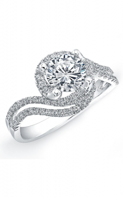 Natalie K Belle Engagement Ring NK18506-W