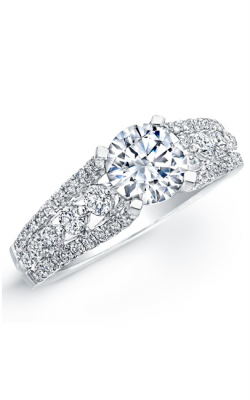 Natalie K Belle Engagement Ring NK23991-W