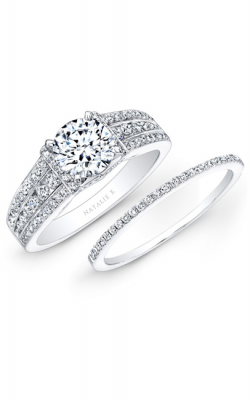 Natalie K L'Amour Collection Engagement Ring NK25536WE-W product image