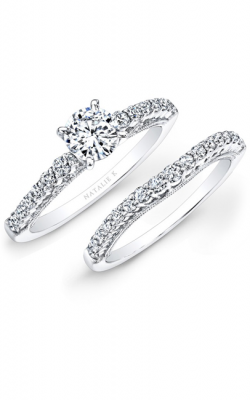 Natalie K L'Amour Collection Engagement Ring NK25849WE-W product image