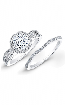 Natalie K L'Amour Collection Engagement ring NK26237WE-W product image