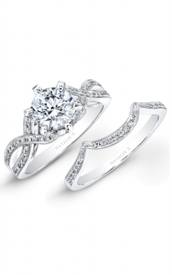 Natalie K L'Amour Collection Engagement Ring NK26238WE-W product image