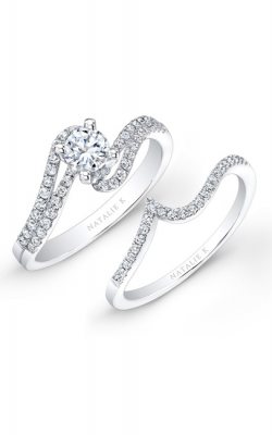 Natalie K L'Amour Collection Engagement ring NK25362WE-W product image
